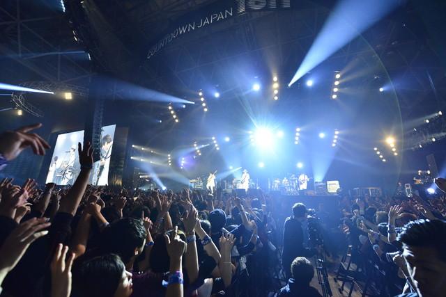 日本最大の年越しフェス「COUNTD...